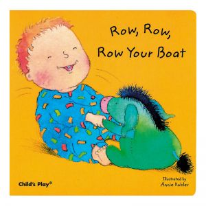 (6 EA) ROW ROW ROW YOUR BOAT BOARD BOOK
