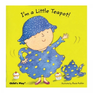 IM A LITTLE TEAPOT BOARD BOOK