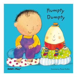 HUMPTY DUMPTY BABY BOARD BOOK