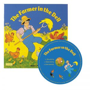 (3 ST) THE FARMER IN THE DELL CLASSIC BOOKS WITH HOLES PLUS CD