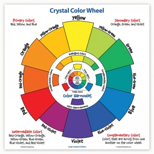 LARGE STUDENT COLOR WHEEL