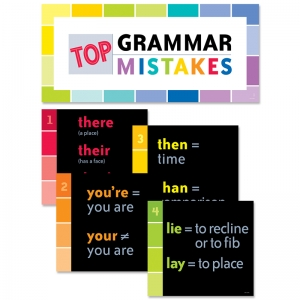 TOP GRAMMAR MISTAKES BB SET