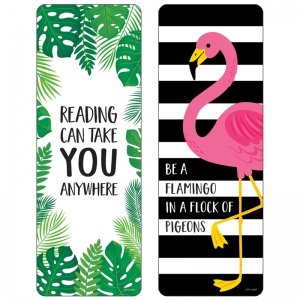 Palm Paradise Bookmarks, Pack of 30