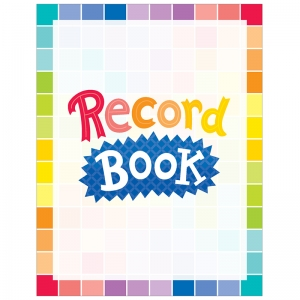 RECORD PLANNER PAINTED PALETTE