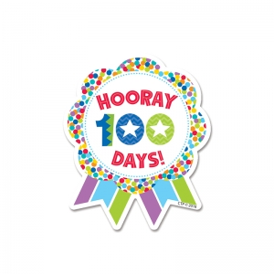 Hooray 100 Days! (Ribbon Reward)
