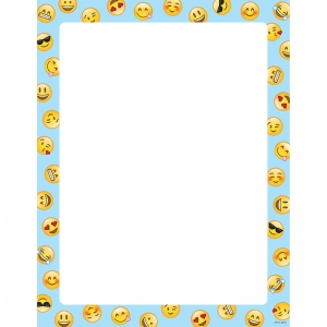 EMOJI FUN DESIGNER PRINTER PAPER