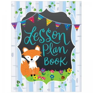 LESSON BOOK WOODLAND FRIENDS