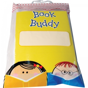 BOOK BUDDY LAP BOOK BUDDY BAGS 5PK