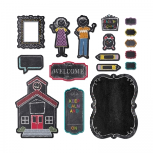 SCHOOLHOUSE CHARM BB SET