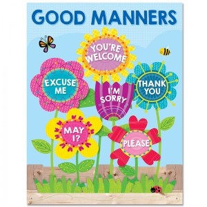 GARDEN OF GOOD MANNERS CHART