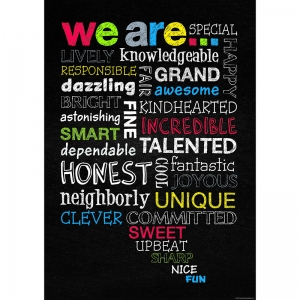 WE ARE POSTER