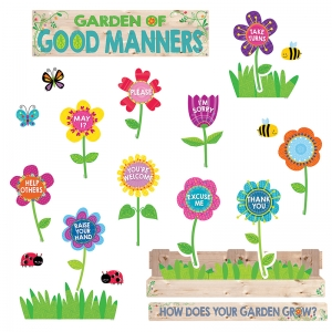 GARDEN OF GOOD MANNERS MINI BB SET