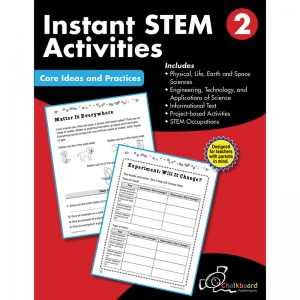 GR2 INSTANT ACTIVITIES WORKBOOK  STEM