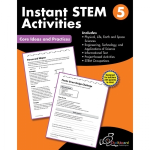 GR5 INSTANT ACTIVITIES WORKBOOK  STEM