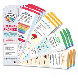 Conquering Phonics Fantastic Tips, Pack of 3