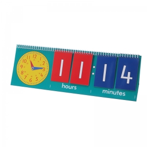 TIME FLIP CHART DEMONSTRATION SIZE
