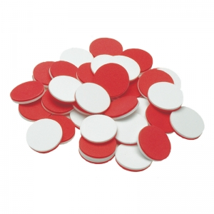 TWO COLOR SOFT FOAM COUNTERS 200/ST