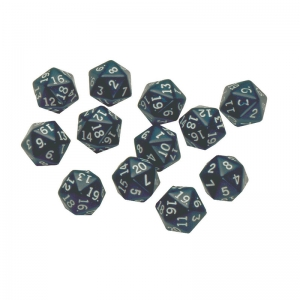20-Sided Polyhedra Dice