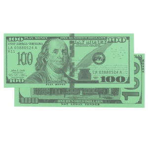 $100 Bills, Set of 50