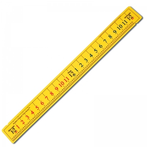 Student Elapsed Time Ruler