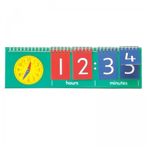 TIME FLIP CHART STUDENT SIZE