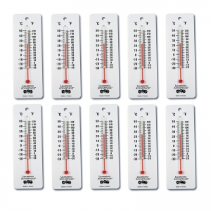 Student Thermometers, Pack of 10