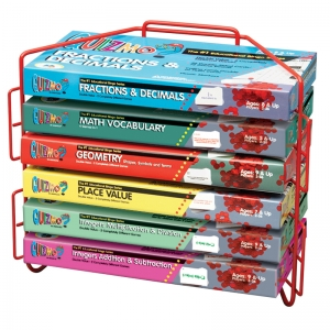 QUIZMO ADVANCED ELEMENTARY MATH SET