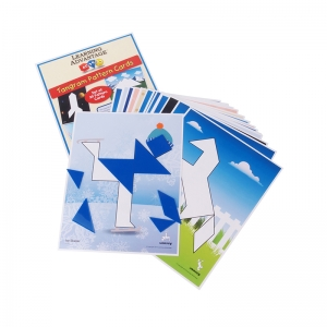 TANGRAMS AND PATTERN CARDS