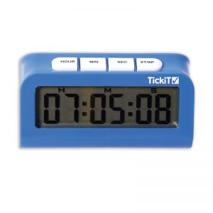 "Digital Timer, 3.5""L x 1.9""H x 1.8""W, 24 hour"