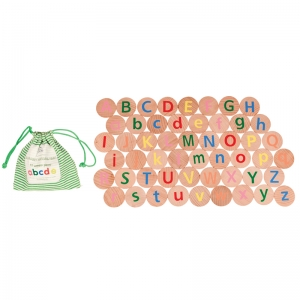 Alphabet Matching Pairs Memory Game