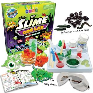 Weird Slime Goo Lab