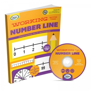 Didax Working with the Number Line Book