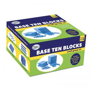Base Ten Blocks SmallGroup Set