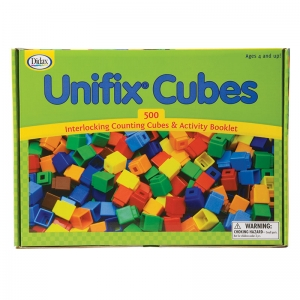 UNIFIX Cube Set, 500 Per Pack