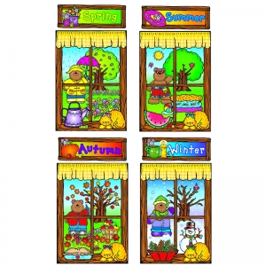 FOUR SEASONS WINDOWS BB SET  SET