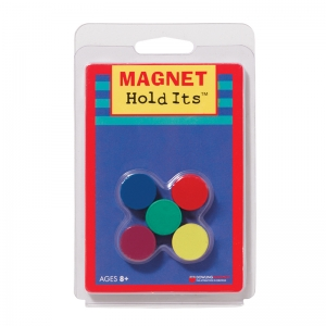 "Ten 3/4"" Ceramic Disc Magnets"