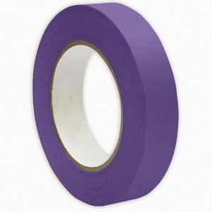 PREMIUM MASKING TAPE PURPLE 1X55YD