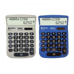 2 LINE LARGE DESKTOP CALCULATOR  TRACKBACK