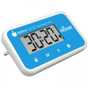 Miracle Hover Touchless Timer, Blue