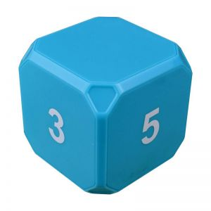 Timecube Plus Preset Timer, Blue: 1-3-5-7 Minute