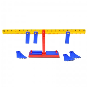 NUMBER BALANCE W/ 20 BALANCE GR K-3  WEIGHTS