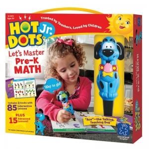 Hot Dots� Jr. Let's Master Pre-K Math