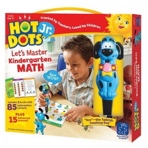 Hot Dots� Jr. Let�s Master Kindergarten Math