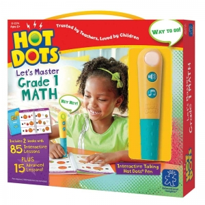 Hot Dots� Let�s Master Grade 1 Math