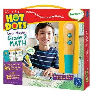 Hot Dots� Let�s Master Grade 2 Math