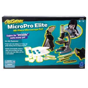 MICROPROELITE 98 PIECE MICROSCOPE  SET