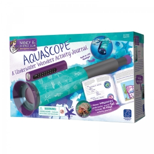 NANCY B SCIENCE CLUB AQUASCOPE &  UNDERWATER ACTIVITY JOURNAL
