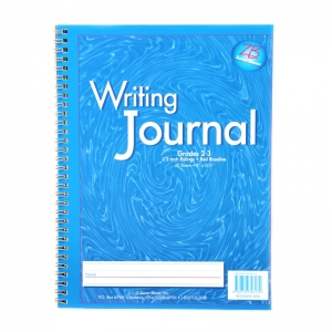 MY WRITING JOURNAL BLUE GR 2-3