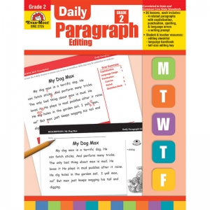 DAILY PARAGRAPH EDITING GR 2