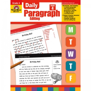 DAILY PARAGRAPH EDITING GR 4